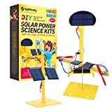Giggleway Solar Power Science Kits for Kids, DIY Circuit Building Kids Science Experiment Kits, Educational STEM Toys for Boys and...