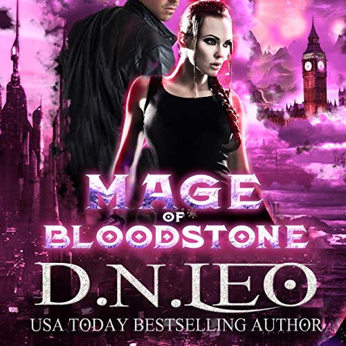 Mage of Bloodstone: The Complete 1-6 Volume audiobook cover art