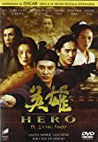 Hero (Import Dvd) Jet Li; Tony Leung Chiu-Wai; Zhang Ziyi; Donnie Yen; Chen Da
