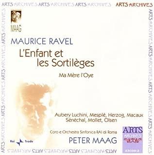 Ma Mère L'Oye, Suite: V. Le Jardin Féérique (Ravel)