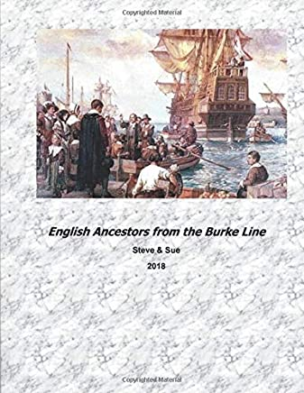 English Ancestors from the Burke Line