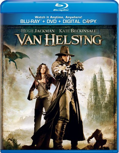 Van Helsing [Blu-ray/DVD Combo + Digital Copy]