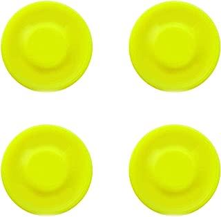 Flying Disc Saucers Mini Pocket Flexible Frisbee 4 Packs