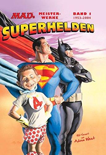 MADs Meisterwerke: Superhelden: Bd. 1