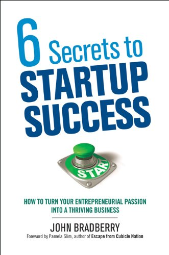 Image of 6 Secrets to Startup Success: How to Turn Your Entrepreneurial Passion into a Thriving Business