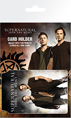 GB eye LTD, Supernatural, Saving People, Card Holder, Multi-Colour