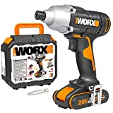 WORX WX291 - Atornillador Impacto 20V 2.0Ah, 170Nm