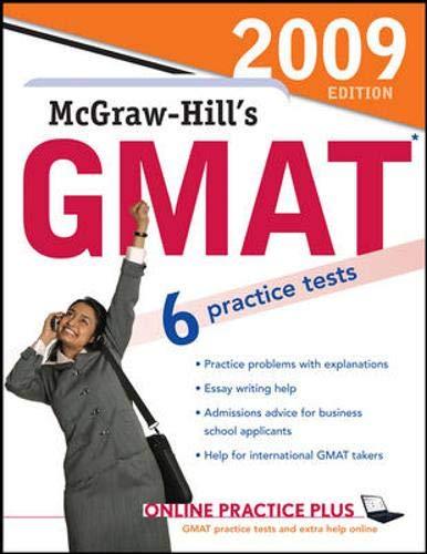 Mcgraw Hills Gmat 2009 Edition