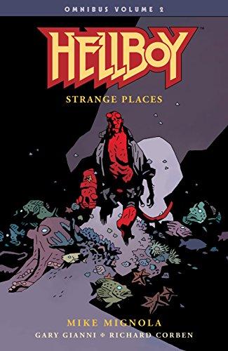 Hellboy Omnibus Volume 2: Strange Places (Hellboy Omnibus: Strange Places) (English Edition)