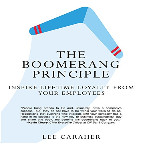 The Boomerang Principle audiobook cover art