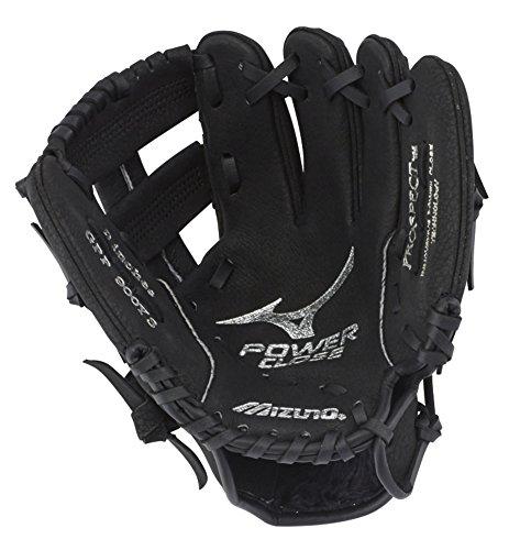 "Mizuno GPP900Y3 Prospect Series PowerClose Baseball Gloves, 9"", Right Hand Throw"