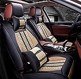 Cubierta de asiento de coche, Car Styling para Bmw F10 F11 F15 F16 F20 F25,Beige
