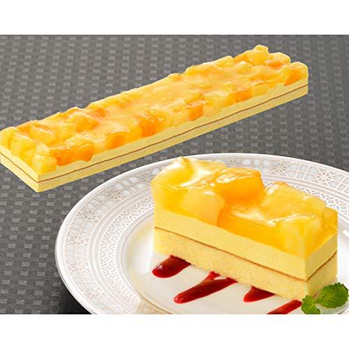 フレック フリーカットケーキ パイン&マンゴー 495g【冷凍】