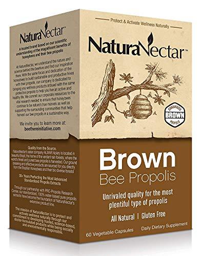NaturaNectar Natural Brown Bee Prop…