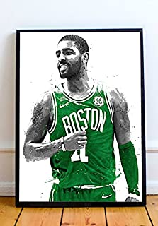 Kyrie Irving Limited Poster Artwork - Professional Wall Art Merchandise (More Sizes Available) (8x10)