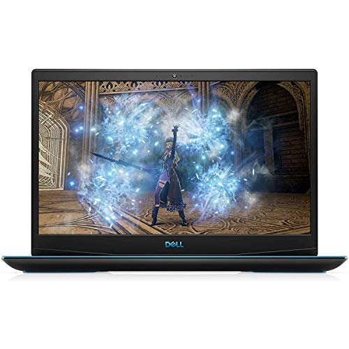 Dell Inspiron G3 15 3500 PC Portable Gamer 15,6' Full HD 120Hz Eclipse Black (Intel Core i5, 8 Go de RAM, SSD 512 Go, NVIDIA GTX 1650 4GB GDDR6, Windows 10 Home) Clavier AZERTY Français