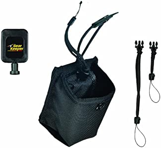 Gear Keeper HR9-2041 Small Retractable Holster for Dog Training Transm...