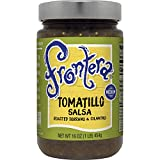 Frontera Salsa, Tomatillo, Medium, 16 oz...