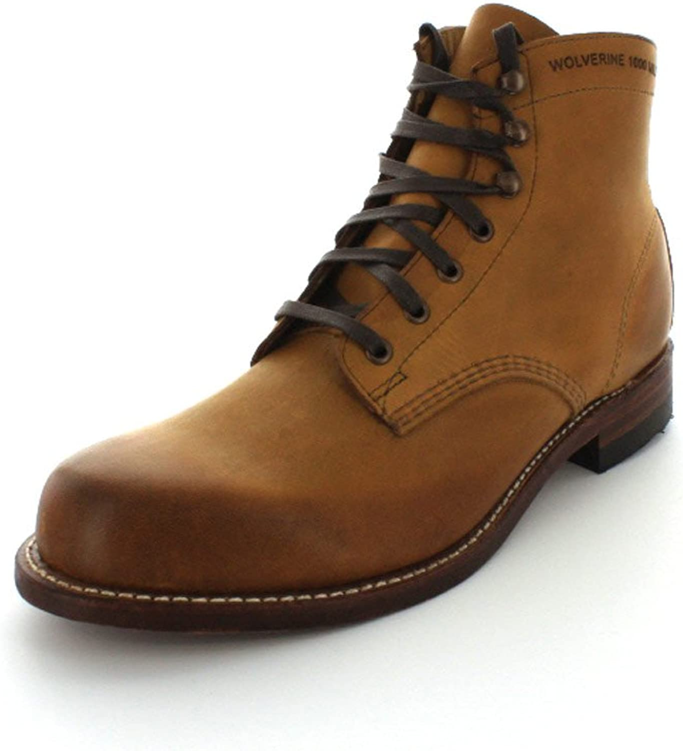 WOLVERINE 1000 MILE Men - Stiefel 1000 MILE - tan