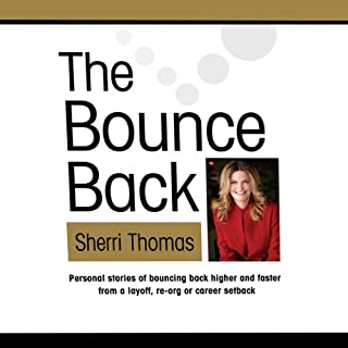 The Bounce Back audiobook cover art