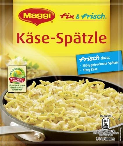 Maggi Fix Käse-Spätzle, 34 er Pack (34 x 35 g)