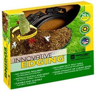 Valley View Innovative Edging Kit, No Digging Required (2PACK)