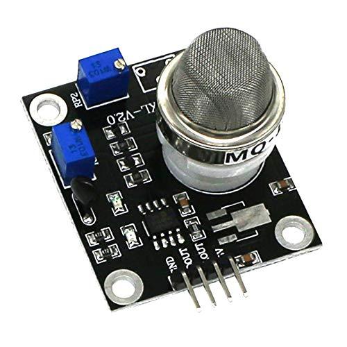 SNOWINSPRING 1 StüCk MQ136 Schwefel Wasser Stoff H2S Detektions Gas Sensor Modul mit Alarm Signal Lampe