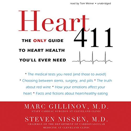 Heart 411 audiobook cover art