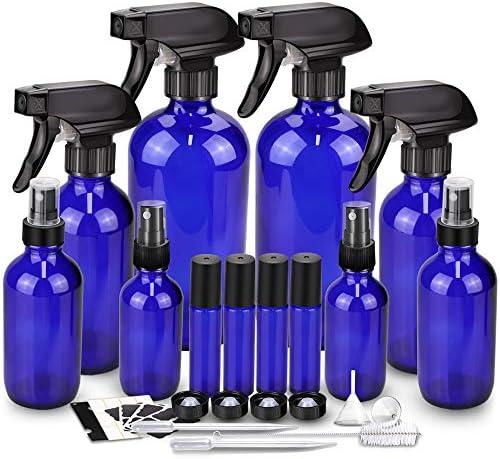 Top 10 Best blue essential oil bottles Reviews
