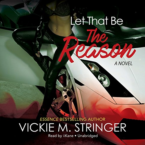 Let That Be the Reason audiobook cover art