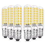 GLIME E14 LED Ampoule 6W Équivalent Halogène 50-65W 550lm 3000K Blanc Chaud...