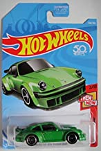 Hot Wheels 2018 50th Anniversary Then And Now Porsche 934 Turbo RSR 338/365, Green