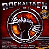 Cora Lee: Rock Attack Vol.1 (Audio CD)