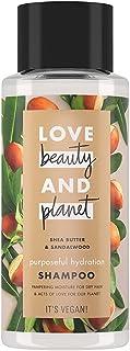 Love Beauty and Planet Shampoo Purposeful Hydration Shea Butter & Sandalwood, 400ml