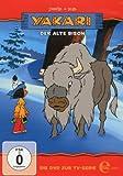 """Yakari – """"Der alte Bison' – Folge 6, Die DVD zur TV-Serie"""