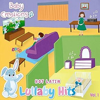 Hot Latin Lullaby Hits, Vol. 1