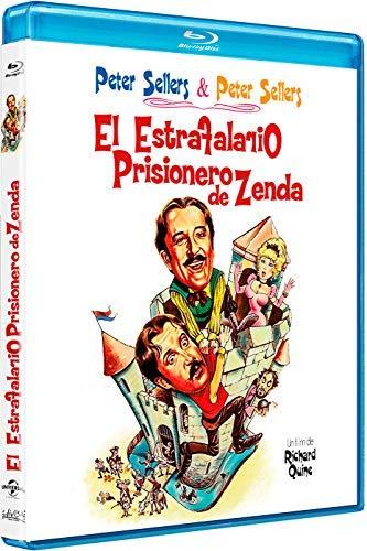 Il prigioniero di Zenda / The Prisoner of Zenda (1979) [ Origine Spagnolo, Nessuna Lingua Italiana ] (Blu-Ray)