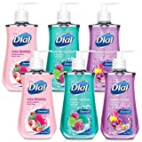 Dial Liquid Hand Soap Seasonal Collection, 3 Scent Variety Pack - Iced...