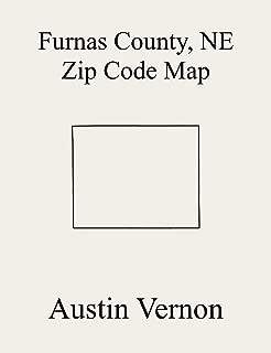Furnas County, Nebraska Zip Code Map: Includes Beaver City, Hendley, Beaver City, New Era, Oxford, Arapahoe, Wilsonville, Cambridge, Edison, Holbrook, and Hollinger