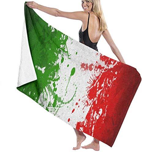 Olie Cam Toallas de baño Unisex Vintage con Bandera de México, Ultra...