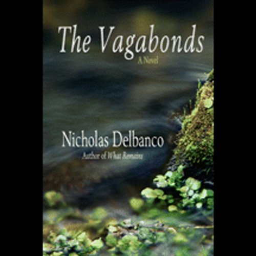 The Vagabonds audiobook cover art