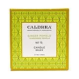 Caldrea - candela Bougie Ginger Pomelo - 8,1 oz.