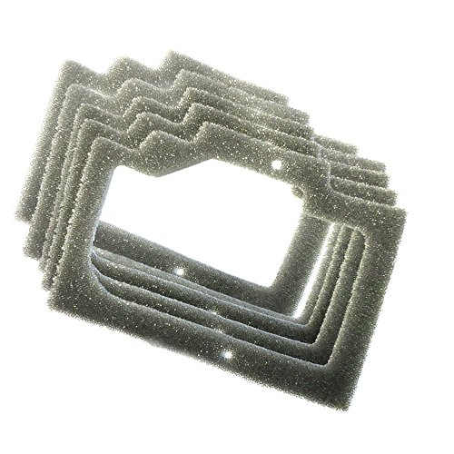 HQRP 5–Pack Schaumstoff Dichtung Air Filter für Homelite 330Serie Kettensägen Untersetzer