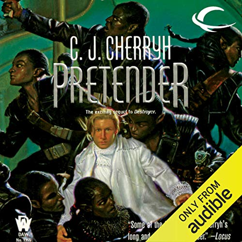 Pretender Audiobook By C. J. Cherryh cover art