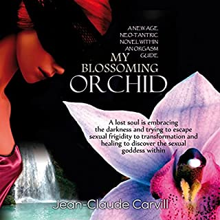 My Blossoming Orchid audiobook cover art