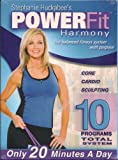 Stephanie Huckabee's PowerFit Total Body 5 DVD Workout