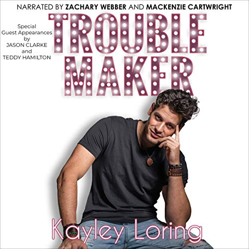 Troublemaker  By  cover art