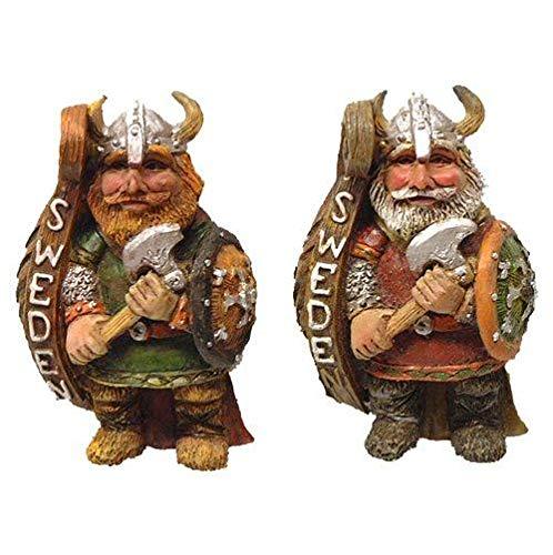 Nordic Souvenirs Imán para nevera – Viking