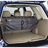 Big Ant 車用収納バッグ 車収納トランク 後部座席用 使用便利トランク 小物整理 ラゲッジルームバッグ 省スペース設計 取付簡単 カー用品 トラック/バン/SUV/軽自動車にも適応(45*95CM)
