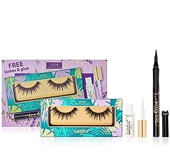 Tarte Lash-Minute Gifting Eye Set - Eyelashes Glue Sex Kitten Eyeliner